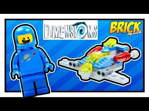 Vidéo LEGO Dimensions 71214 : Pack Héros : Benny