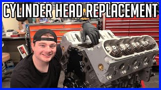 Replacing the Cylinder Heads