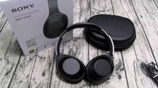 SONY MDR1000X Premium Noise Cancelling Wireless Headphones