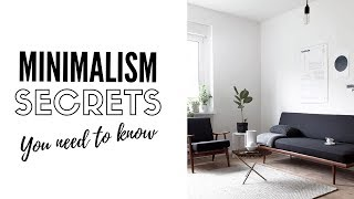 10 Things Nobody Tells You About Minimalism & Decluttering