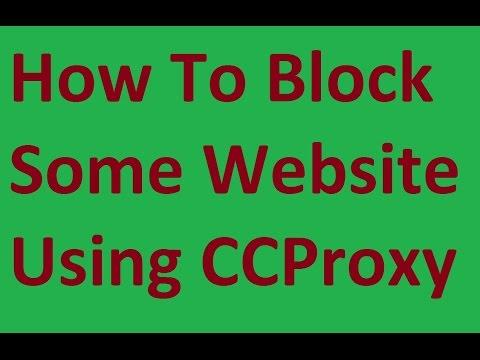 CCProxy to Handycache With Cascading Proxy Tehnik - смотреть