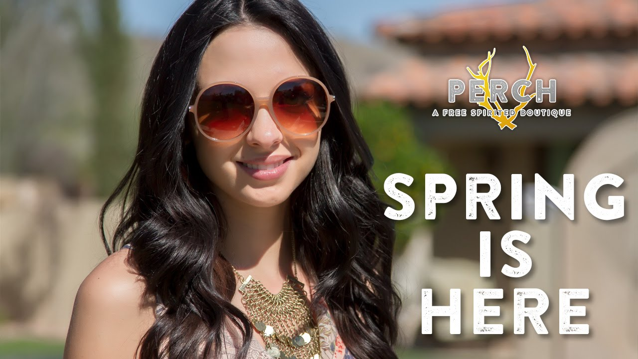 SPRING IS HERE - Promotional Video