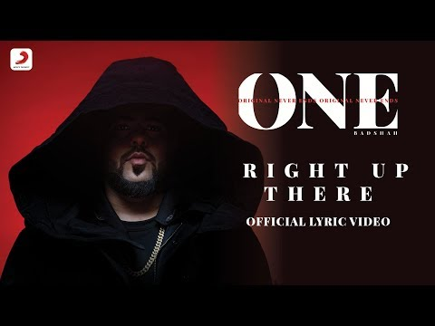 Badshah - Right Up There | Lisa Mishra | ONE Album | Lyrics Video Mp3