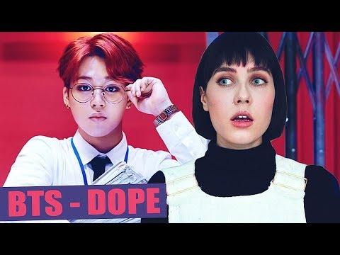 BTS (방탄소년단) - DOPE (Russian Cover    На русском)