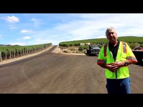 Solving Dust Control Problems at Napa Vineyard