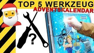 TOP 5 WERKZEUG ADVENTSKALENDER  | WERKZEUG NEWS #22