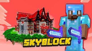 MAKING GOD ARMOUR! - Minecraft SKYBLOCK #13 (Season 3)