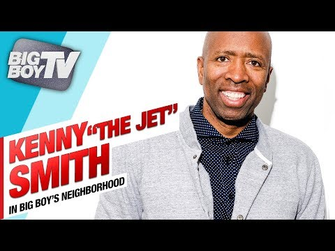 "Kenny ""The Jet"" Smith on The All-Star Game, NBA Finals & a Lot More!"