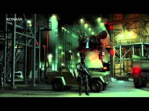 Metal Gear Solid V The Phantom Pain Trailer with John Rambo Theme