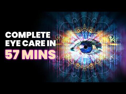 Egyedi gyakorlatok a látás helyreállítására