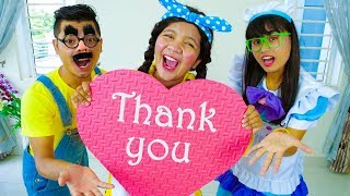 The Please and Thank You Song - Learn to be Polite with Songs Nursery Rhymes for Kids