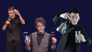 魔術揭秘:魔壺倒出多種飲料,被劉謙騙了壹年,其實背後很簡單