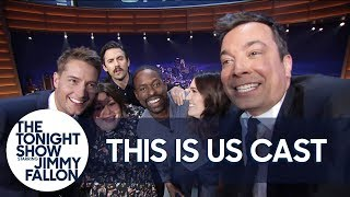 THIS IS US | The Tonight Show starring Jimmy Fallon (04.02.18)
