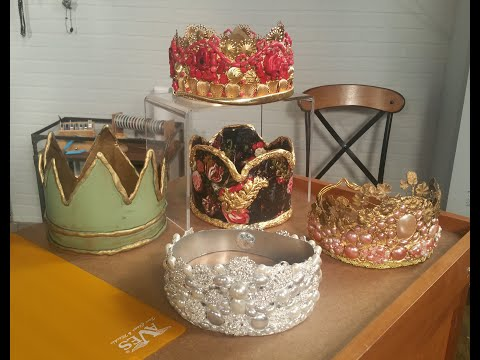 Who wants to make a Crown, Make IT Artsy