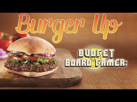 Burger Up: Budget Board Gamer