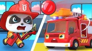 Soy El Camión de Bombero Valiente | Canciones Infantiles | BabyBus Español