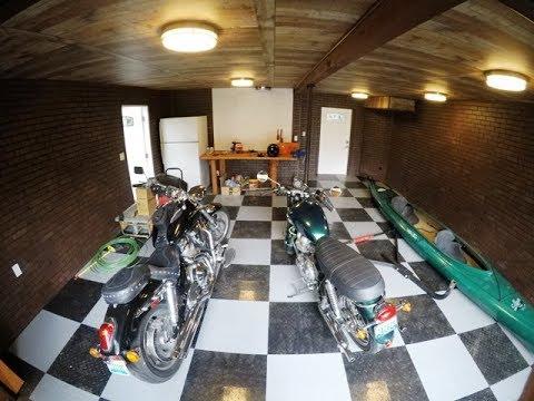 Garage Floor Tile...