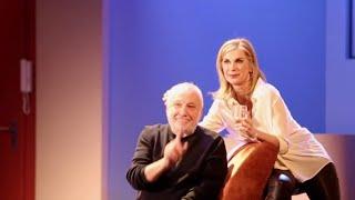 Michèle Laroque Et François Berléand Réunis Sur Scène