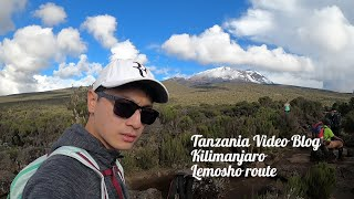 Mount Kilimanjaro (Lemosho route) Video Blog