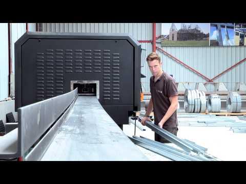 Light steel framing construction system