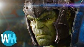 Thor: Ragnarok Trailer! Gladiator HULK! Broken Mjolnir! Loki Returns!