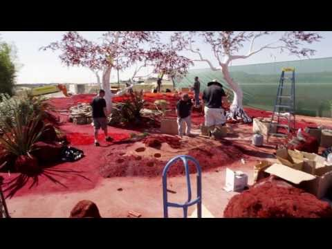 Star Trek Into Darkness - Red Planet - Behind the Scenes - Making of - HD