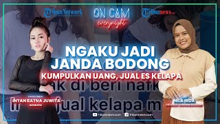 Curhat Intan Ratna Juwita yang Kini Akui Jadi 'Janda Bodong', Kumpulkan Uang dari Jualan Es Kelapa