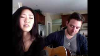 Death of Me by Tony Lucca (Cover by Julieann and Bobby)