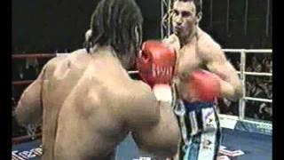 Vitali Klitschko vs Louis Monaco (15.boj.iz.38).1998