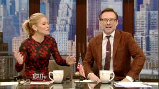 """Christian Slater Reveals His Love Of """"The Bachelor"""""""