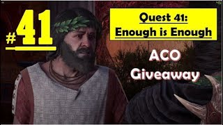 Assassins Creed Odyssey - Enough is Enough - Deal with the Snakes