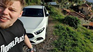 Mein neues AUTO auf MADEIRA