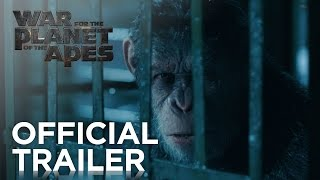 War for the Planet of the Apes | Official Trailer [HD]