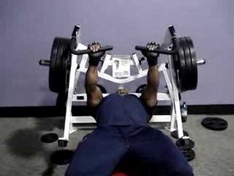 Hammer Strength Bench Press Exercise Com