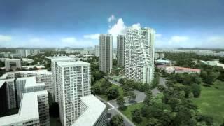 D20 Sky Vue Bishan New 37-storey condominium