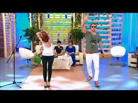 Лена Катина и T-Killah в программе «Доброго здоровьица!» - «Я буду рядом» (Live)