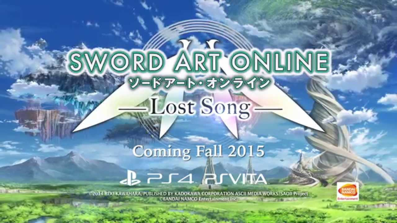 Sword Art Online: Lost Song (PS Vita) video 1