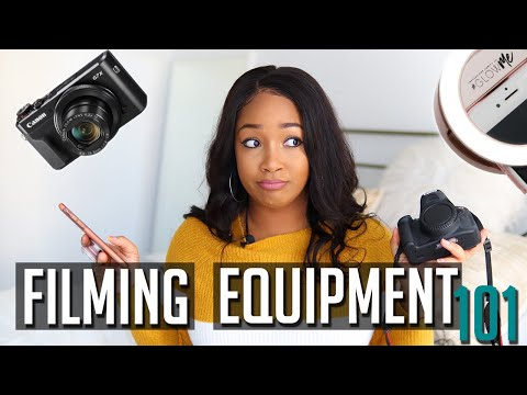 My Youtube Filming and Equipment Set Up 2020 (Advice for Beginners, Hacks, and more!)