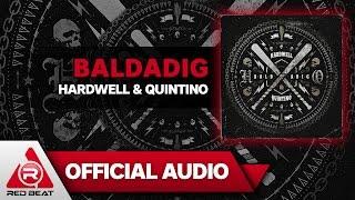 Baldadig - Hardwell & Quintino [OFFICIAL AUDIO]