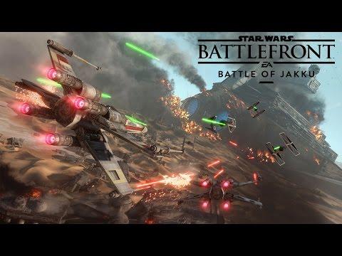 Battle of Jakku trailer