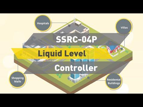 ENTES SSRC-04P Liquid Level Controller