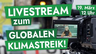 #AlleFür1Komma5​ Livestream | Fridays for Future