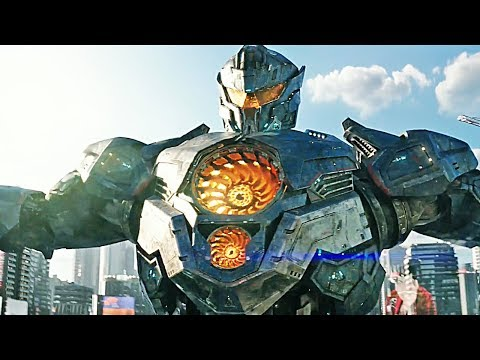Pacific Rim Uprising (Viral Video 'Recruitment Jaeger Academy')
