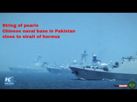 String of pearls: China to establish naval base in Pakistan's strategic peninsula Jiwani