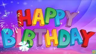 Birthday Wishes. Happy Birthday Song Instrumental
