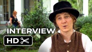 12 Years A Slave Movie Interview - Paul Dano (2013) - Michael Fassbender Movie HD