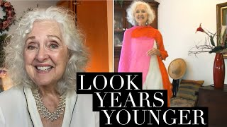 Simple Beauty And Styling Tips To Look 10 Years Younger