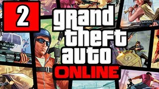 GTA 5 Online: The Daryl Hump Chronicles Pt.2 -  ROBERRY FAIL   GTA 5 Funny Moments