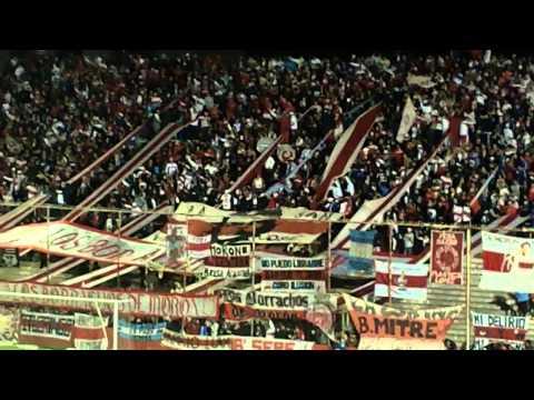 """""""Hinchada de Moron 1-0 Comunicaciones 04/05/2013"""" Barra: Los Borrachos de Morón • Club: Deportivo Morón"""