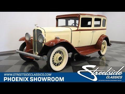 Video of '31 Sedan - PNII